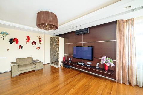 Современная двухуровневая квартира площадью 254,3 кв.м - Фото 4