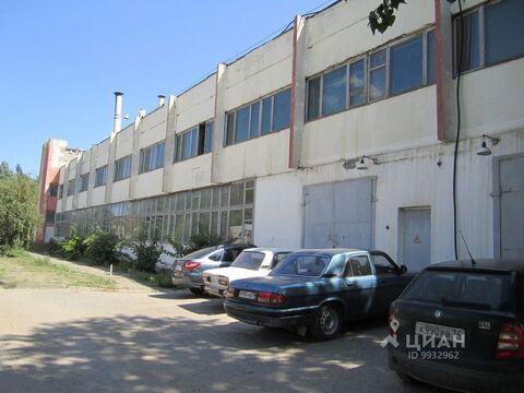 Продажа производственного помещения, Волгоград, Ул. Южно-Украинская - Фото 1