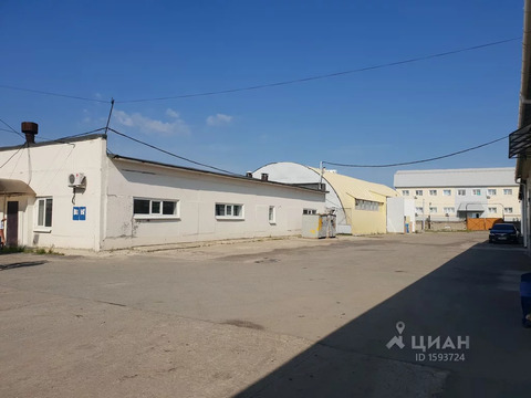 Склад в Тюменская область, Тюмень Харьковская ул, 71 (800.0 м) - Фото 1