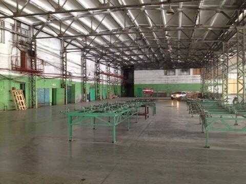 Продажа производственного комплекса 6700 кв. м. - Фото 1