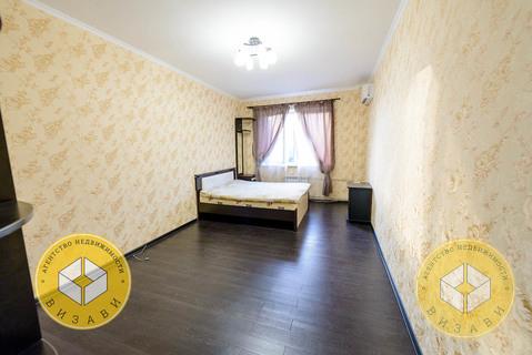 1к квартира 50 кв.м. Звенигород, Пронина 8, ремонт, мебель на кухне - Фото 5