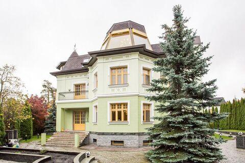 Коттедж в Москва Рублевское ш. (600.0 м) - Фото 1