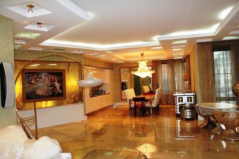 Продам 4-к квартиру, Москва г, 1-й Зачатьевский переулок 5 - Фото 1