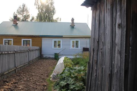 3-комн квартира в бревенчатом доме г.Карабаново - Фото 3