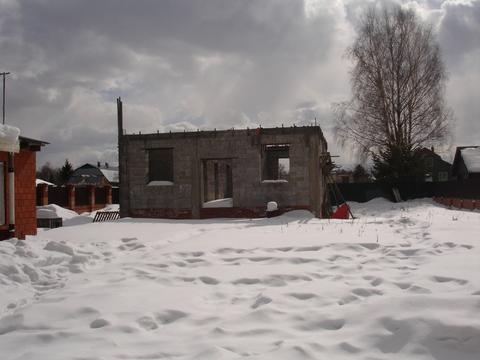 Продается дом в д. Молодино , земельный участок огорожен - Фото 4