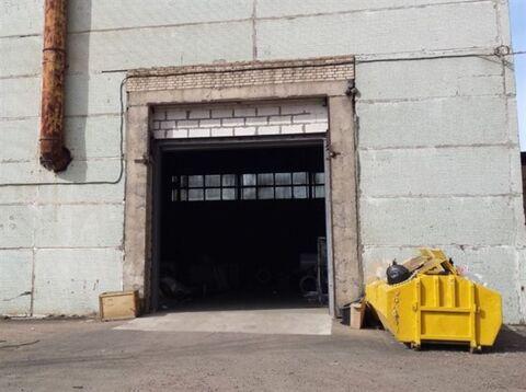 Сдам складское помещение 1687 кв.м, м. Площадь Ленина - Фото 2
