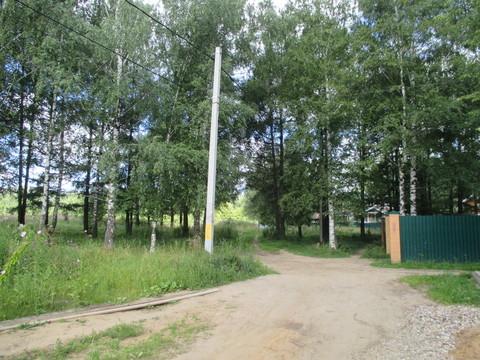Участок, Ярославское ш, 59 км от МКАД, Сергиев Посад. Ярославское . - Фото 2