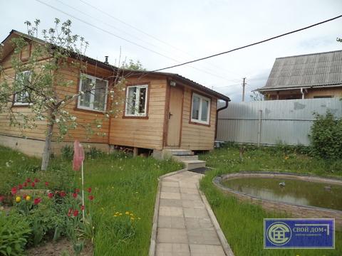 Дачный дом с баней СНТ Луч (вблизи п.Сычево) - Фото 3