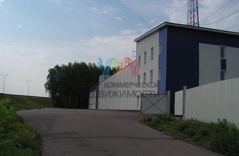 Аренда склада, Уфа, Электрозаводская ул - Фото 2