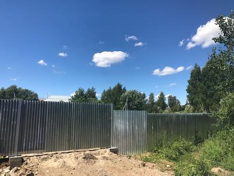 Зем. участок 13,5 соток село Новое ИЖС - Фото 1