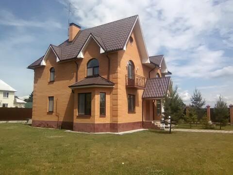 Продаётся 2-х этажный дом д.Белоусово. 54 км Киевского шоссе - Фото 5