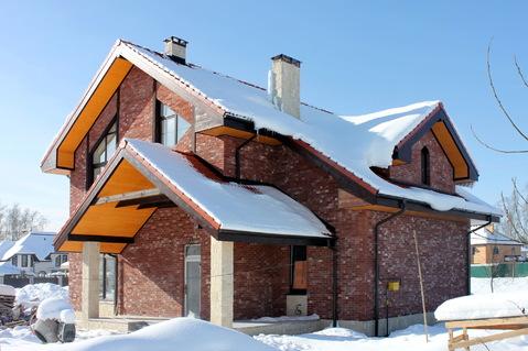 Кирпичный дом под ключ по индивидуальному проекту в поселке Гайд Парк - Фото 5