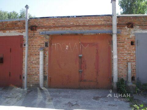 Продажа гаража, Новосибирск, м. Речной вокзал, Ул. Демакова - Фото 1