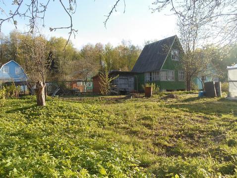 Дача 50 кв.м 6 соток земли село Юсупово СНТ Климат. - Фото 1