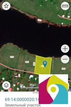 Продаётся земельный участок 50 с деревня Поповка Тверская область - Фото 4