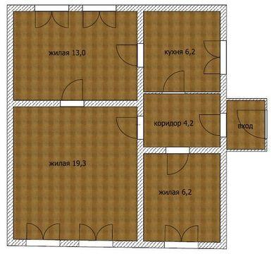 3-комнатный дом в Тирасполе - Фото 1