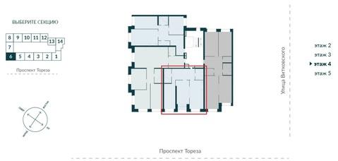 Продается квартира комфорт класса в ЖК Сосновка - Фото 2