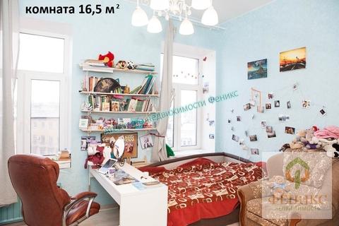 Комната 16,5 м в трехкомнатной квартире, ул.Марата д.55, центральный . - Фото 4