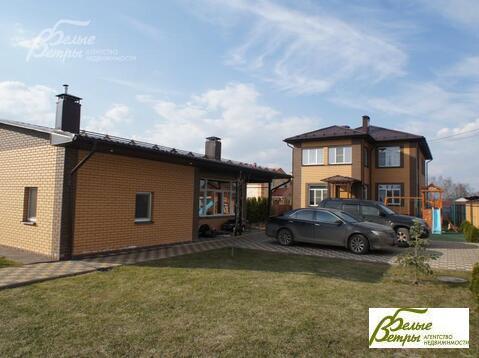 Дом325 кв. м,  12 сот, Калужское шоссе,  26 км,  Страдань . - Фото 2