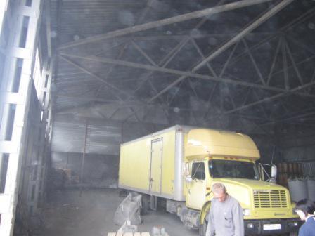 Утеплённый склад 1000 кв.м. в Цемдолине, высота 5,5 м. - Фото 1