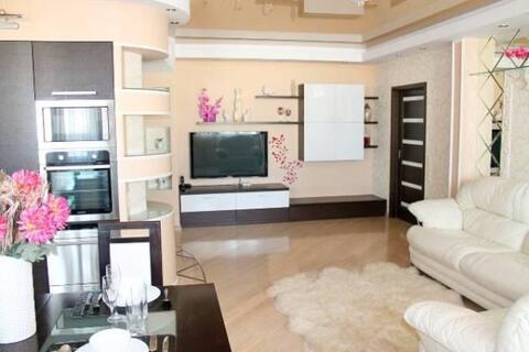 3 комнатная квартира с отличным дизайнерским ремонтом в ЖК Панорама - Фото 1