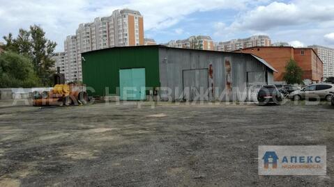 Продажа земельного участка под площадку Железнодорожный Носовихинское . - Фото 1