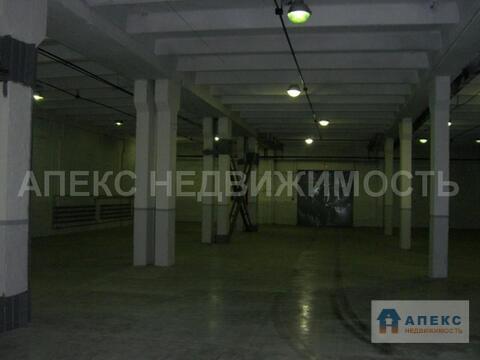 Аренда склада пл. 646 м2 м. Волгоградский проспект в складском . - Фото 3