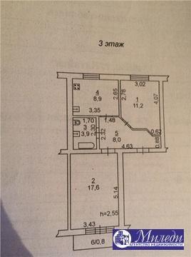 Продажа квартиры, Батайск, Ул. Гайдара - Фото 1