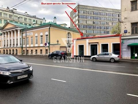 Продажа торгового помещения, м. Бауманская, Старая Басманная улица - Фото 2