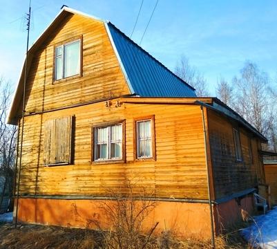 Брусовой дом 70 км от МКАД - Фото 1