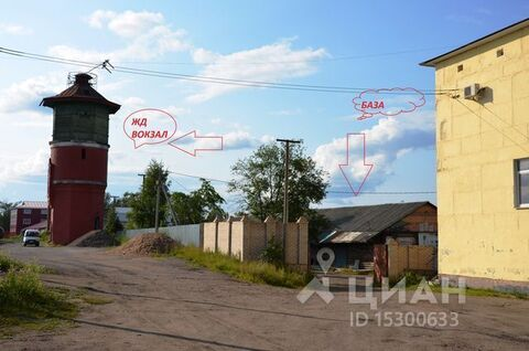 Продажа склада, Валдай, Валдайский район, Ул. Железнодорожная - Фото 2