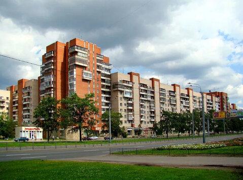 В 600 м от метро «Ленинский Проспект» сдается 1 к.кв в кирпичном доме - Фото 1