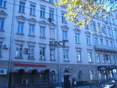 Продам 3-к квартиру, Москва г, Поварская улица 29/36 - Фото 1