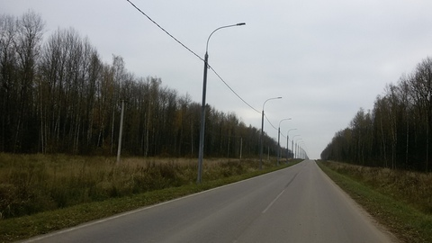 Пром. участок 1 Га с коммуникациями в 67 км по Киевскому шоссе - Фото 4