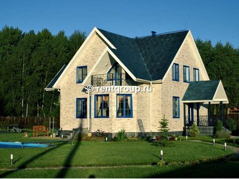 Аренда дома посуточно, Алопово, Жуковский район - Фото 1