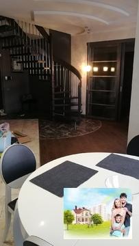 5к квартира в клубном доме с диз.ремонтом и мебелью. - Фото 3