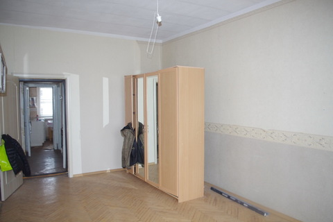 Трехкомнатная квартира 81 кв.м. г. Москва Варшавское шоссе дом 75к1 - Фото 1