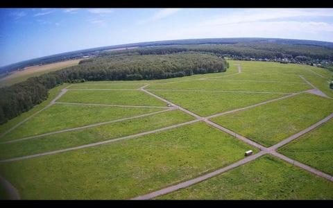 Продам земельный участок пос. «Татариново» расположен в 45 км от мк - Фото 1