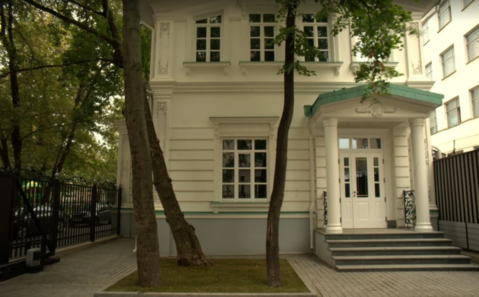 Особняк 416 кв. м. на Ленинградском проспекте. - Фото 1