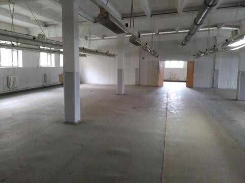 Производственное помещение 600 кв.м - Фото 1