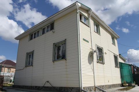 Дом в Каштаке, улица Алма-Атинская, Челябинск - Фото 1