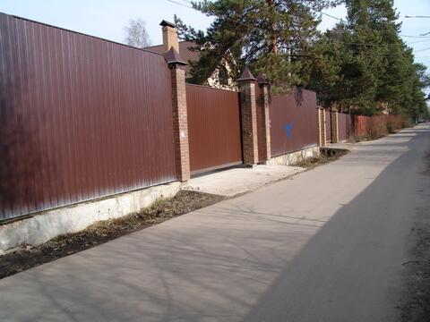 Участок 7 сот. , Боровское ш, 15 км. от МКАД. - Фото 2