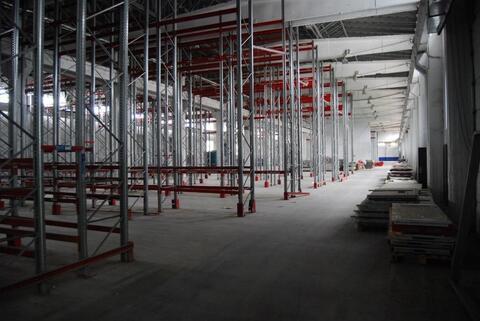 Утепленного склада площадью 2000 м2. ул.Калинина