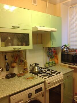 Продам 3-х комнатную квартиру на пр. Молодежном, Купить квартиру в Нижнем Новгороде по недорогой цене, ID объекта - 314849554 - Фото 1