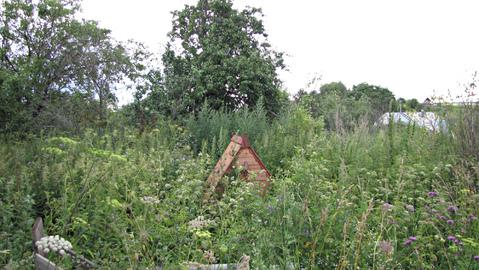 Продается участок 12 соток с баней 40 м2 в деревне Тютьково, Ступински - Фото 4