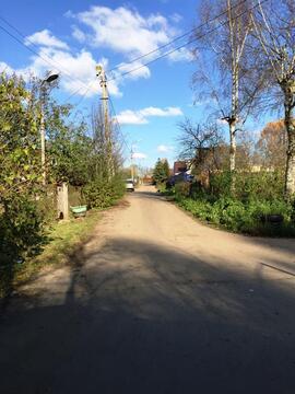 Участок 10 соток в поселке Новое-Гришино - Фото 1