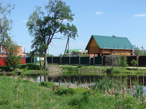 Продается 2-х этажный дом в городе Алексин Тульская область, д.Кудашев - Фото 1