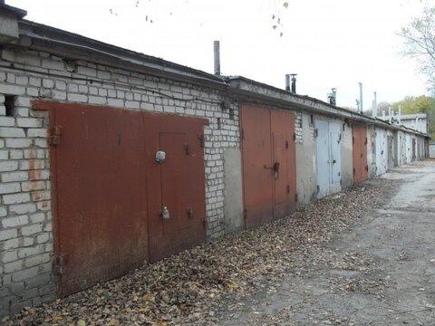 Гараж: г.Липецк, Потапова проезд - Фото 1