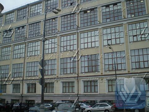 Сдам офис 116 кв.м, бизнес-центр класса B «Yauza Plaza» - Фото 2