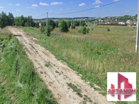 Продается участок, деревня Загорье-3 - Фото 4